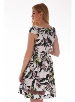 Rochie cu imprimeu