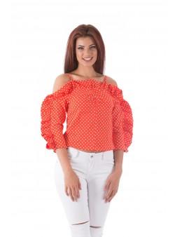 Bluza in buline