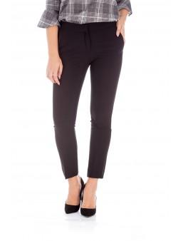 Pantalon skinny negru