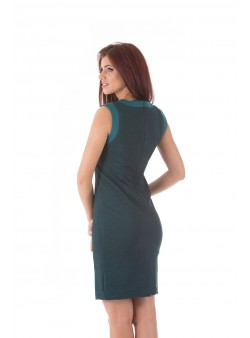 Rochie office conica