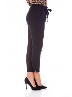 Pantaloni negri Coco Chanel