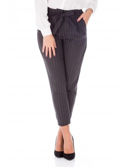 Pantaloni Coco Chanel stil pescărești