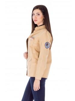 Jachetă maro sport
