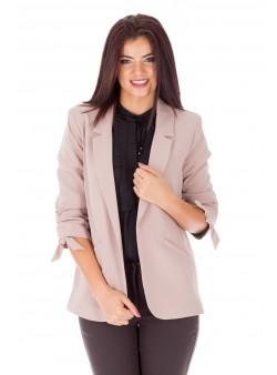 Jachetă maro office