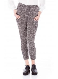 Pantaloni conici cu buzunare laterale