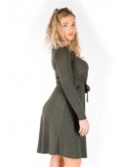 Rochie tip ''A' din tricot