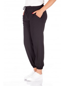 Pantaloni lejeri cu buzunare laterale