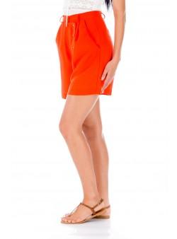 Pantaloni scurți portocaliu