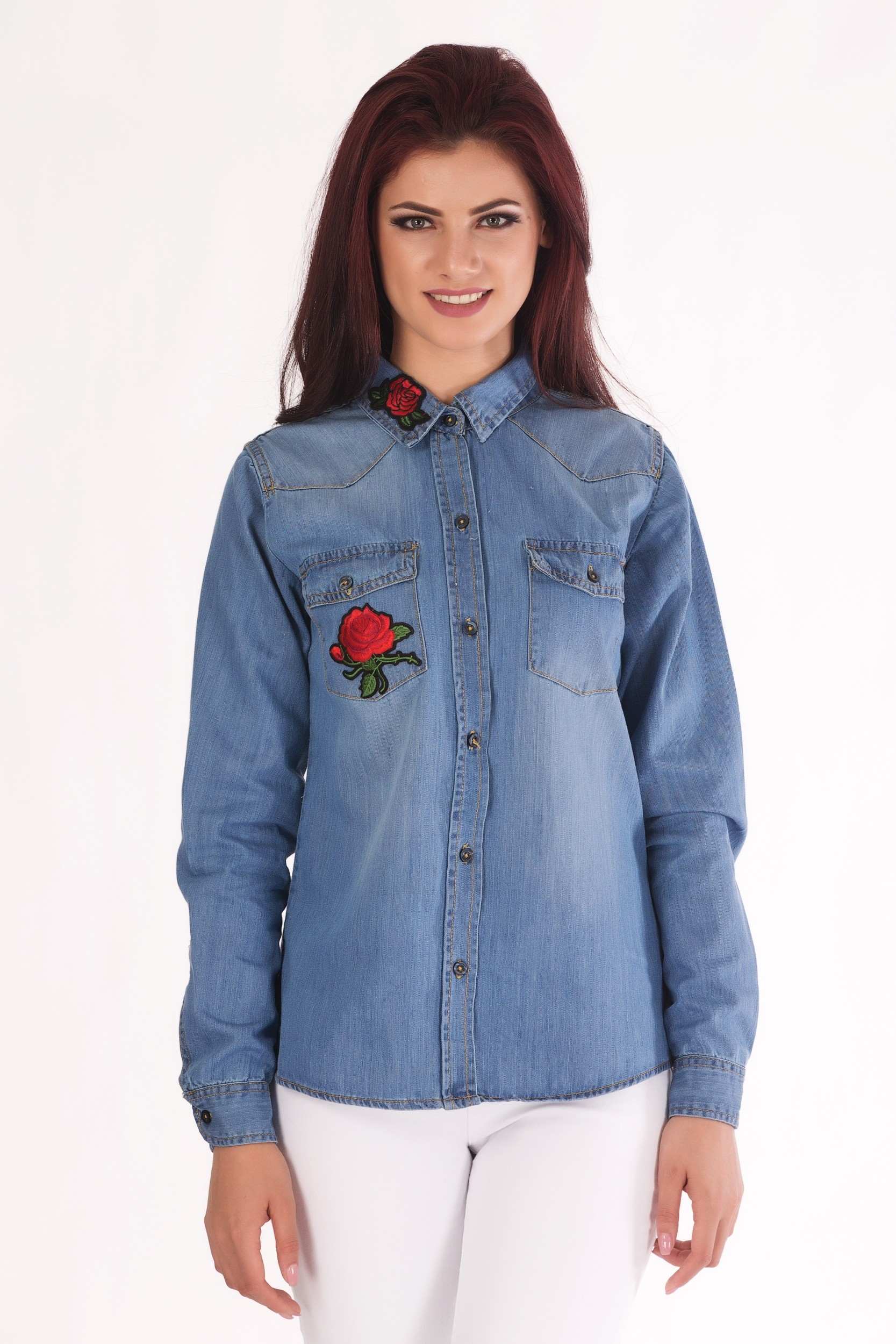Camasa denim