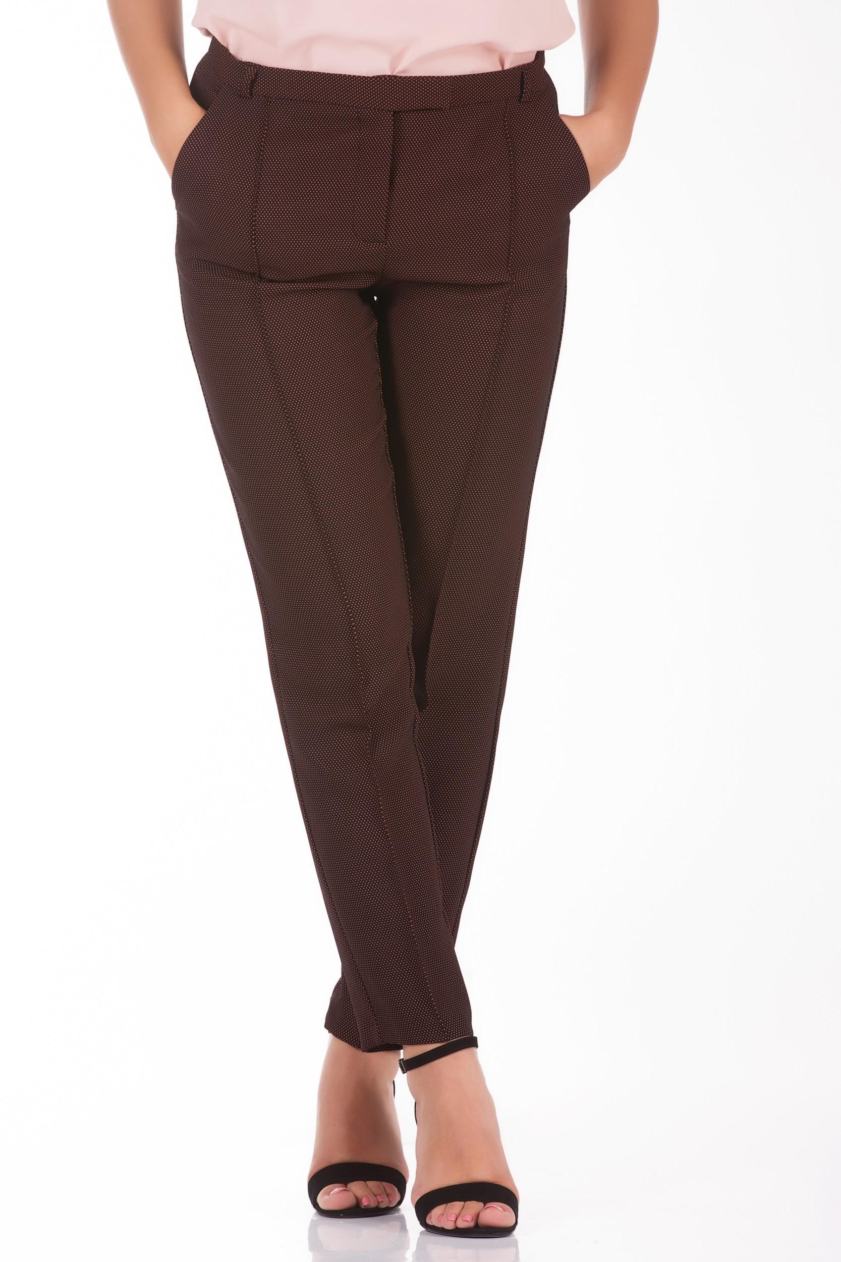 Pantaloni office cu buzunare