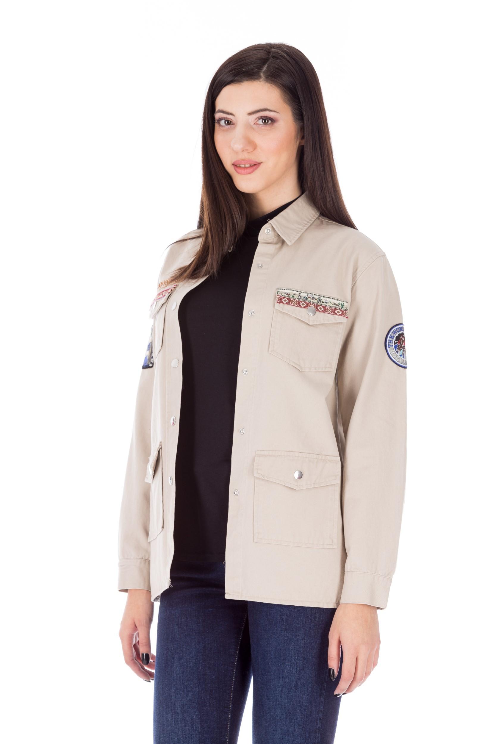 Jachetă gri sport
